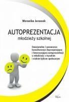 Okładka książki Autoprezentacja młodzieży szkolnej