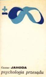 Okładka książki Psychologia przesądu