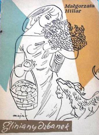 Okładka książki Gliniany dzbanek
