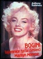 Okładka książki Bogini. Tajemnice życia i śmierci Marilyn Monroe