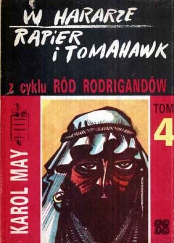 Okładka książki W Hararze ; Rapier i tomahawk