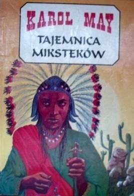 Okładka książki Tajemnica Miksteków