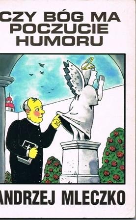 Okładka książki Czy Bóg ma poczucie humoru