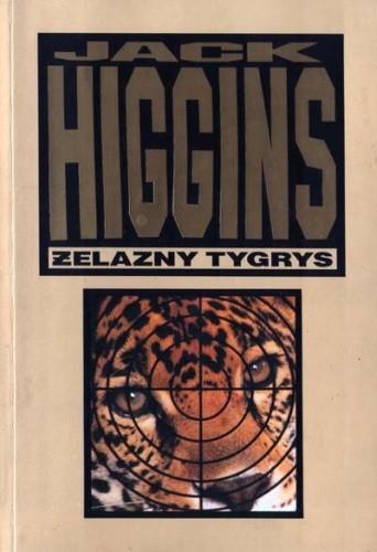 Okładka książki Żelazny Tygrys