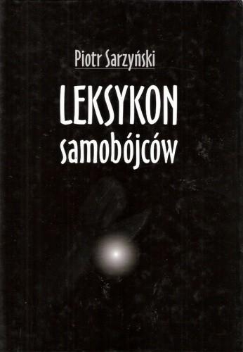 Okładka książki Leksykon samobójców