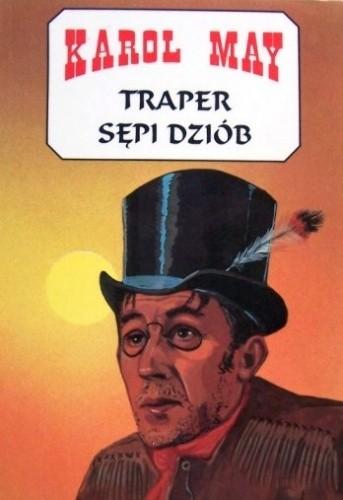Okładka książki Traper Sępi Dziób