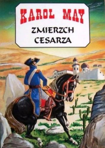 Okładka książki Zmierzch cesarza