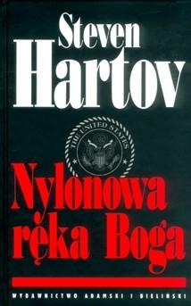 Okładka książki Nylonowa ręka Boga