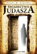 Okładka książki Świadectwo Judasza