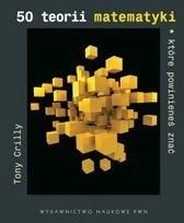 Okładka książki 50 teorii matematyki, które powinieneś znać