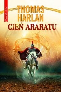 Okładka książki Cień Araratu