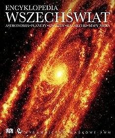 Okładka książki Wszechświat. Encyklopedia