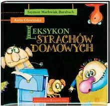 Okładka książki Leksykon strachów domowych