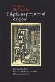 Okładka książki Książka na przestrzeni dziejów