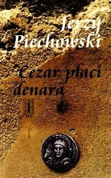 Okładka książki Cezar płaci denara