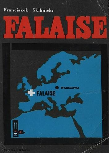 Okładka książki Falaise