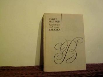 Okładka książki Prometeusz czyli życie  Balzaka