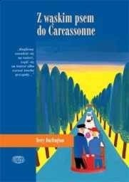 Okładka książki Z wąskim psem do Carcassonne