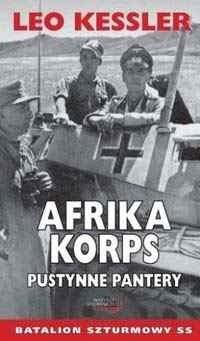 Okładka książki Afrika Korps. Pustynne Pantery
