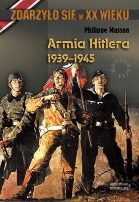Okładka książki Armia Hitlera 1939-1945