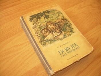 Okładka książki Dorota i jej towarzysze
