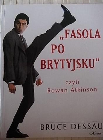 Okładka książki Fasola po brytyjsku