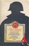 Okładka książki Pamiętniki kamerdynera cesarza Napoleona I