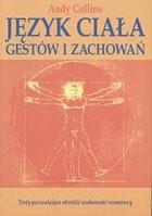 Okładka książki Język ciała, gestów i zachowań