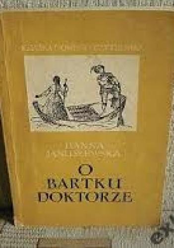 Okładka książki O Bartku doktorze i inne baśnie