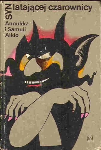 Okładka książki Syn latającej czarownicy Bajki lapońskie