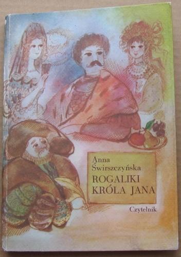 Okładka książki Rogaliki króla Jana