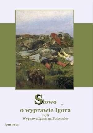 Okładka książki Słowo o wyprawie Igora