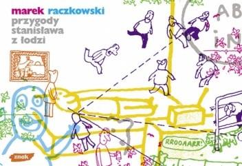 Okładka książki Przygody Stanisława z Łodzi