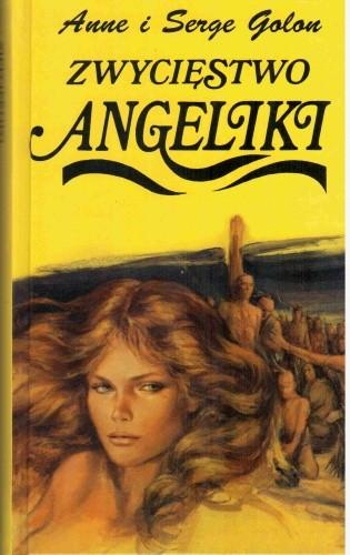 Okładka książki Zwycięstwo Angeliki