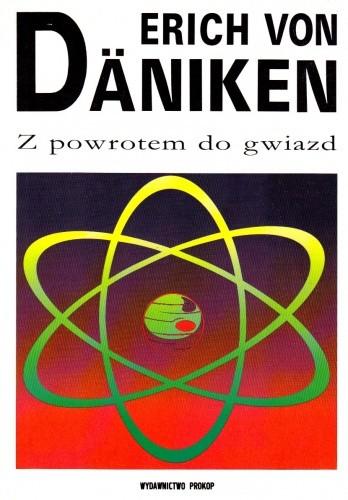 Okładka książki Z powrotem do gwiazd