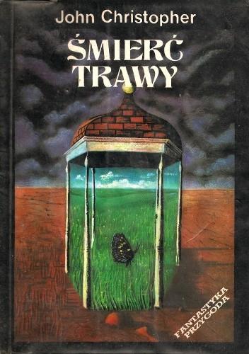 Okładka książki Śmierć trawy