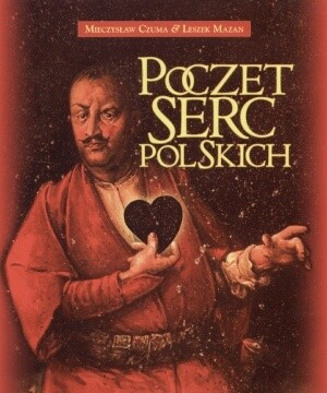 Okładka książki Poczet serc polskich