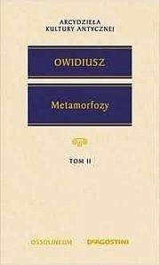 Okładka książki Metamorfozy, t. 2