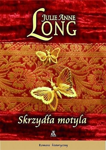 Okładka książki Skrzydła motyla
