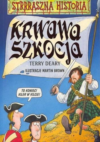 Okładka książki Krwawa Szkocja