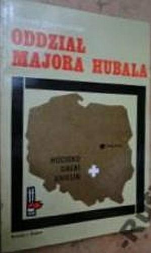 Okładka książki Oddział majora 'Hubala'