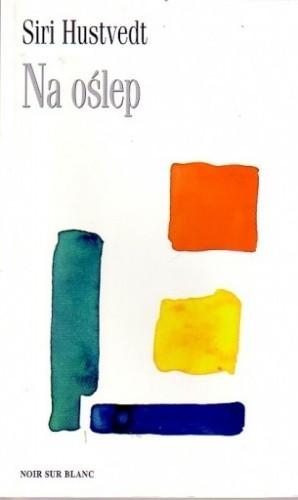 Okładka książki Na oślep