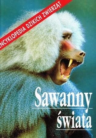 Okładka książki Sawanny świata