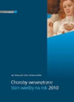 Okładka książki Choroby wewnętrzne. Podręcznik multimedialny oparty na zasadach EBM