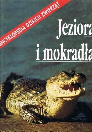 Okładka książki Jeziora i mokradła