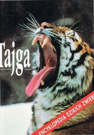 Okładka książki Tajga