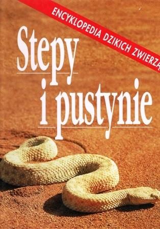 Okładka książki Stepy i pustynie