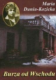 Okładka książki Burza od wschodu