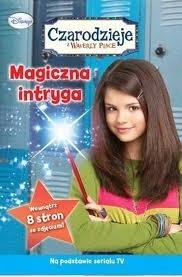 Okładka książki Magiczna intryga
