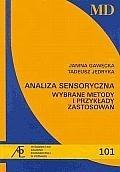 Okładka książki Analiza sensoryczna. Wybrane metody i przykłady zastosowań